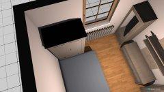 Raumgestaltung Marvraum in der Kategorie Schlafzimmer