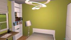 Raumgestaltung Masha in der Kategorie Schlafzimmer