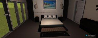 Raumgestaltung Master Bedroom in der Kategorie Schlafzimmer