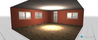 Raumgestaltung master suite in der Kategorie Schlafzimmer