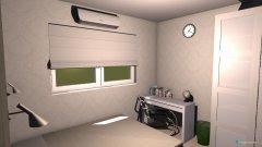 Raumgestaltung masteroom in der Kategorie Schlafzimmer