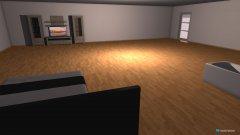 Raumgestaltung Masterroom in der Kategorie Schlafzimmer