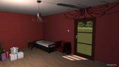 Raumgestaltung mateusz kotowski in der Kategorie Schlafzimmer
