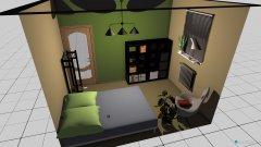 Raumgestaltung Mati room in der Kategorie Schlafzimmer