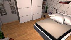 Raumgestaltung Max Zimmer in der Kategorie Schlafzimmer