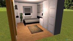 Raumgestaltung Max2 in der Kategorie Schlafzimmer