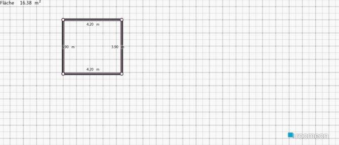 Raumgestaltung Mehlkammer in der Kategorie Schlafzimmer