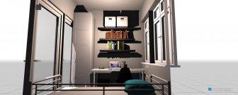 Raumgestaltung Mei Shing Court in der Kategorie Schlafzimmer