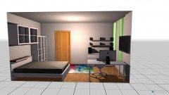 Raumgestaltung Meikel2 in der Kategorie Schlafzimmer