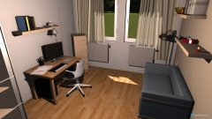 Raumgestaltung Mein Neues Entwurf 5 in der Kategorie Schlafzimmer