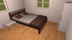 Raumgestaltung Mein neues Schlafzimmer Sumatra 3 in der Kategorie Schlafzimmer