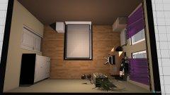 Raumgestaltung Mein Neues Zimmer Entwurf 1 in der Kategorie Schlafzimmer