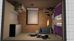 Raumgestaltung Mein Neues Zimmer Entwurf 2 in der Kategorie Schlafzimmer