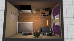 Raumgestaltung Mein Neues Zimmer Entwurf 3 in der Kategorie Schlafzimmer