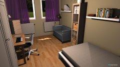 Raumgestaltung Mein Neues Zimmer Entwurf 4 in der Kategorie Schlafzimmer