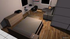 Raumgestaltung Mein neues Zimmer Isabelle in der Kategorie Schlafzimmer