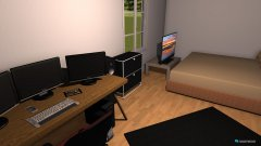 Raumgestaltung Mein Neues Zimmer in der Kategorie Schlafzimmer
