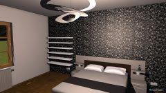 Raumgestaltung Mein relisierbares Projekt in der Kategorie Schlafzimmer
