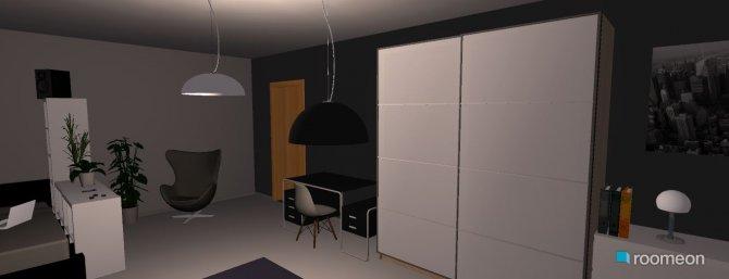 Raumgestaltung mein Traum-Zimmer in der Kategorie Schlafzimmer