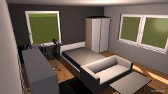 Raumgestaltung Mein zimma in der Kategorie Schlafzimmer