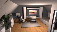 Raumgestaltung Mein Zimmer 08.11.18 in der Kategorie Schlafzimmer