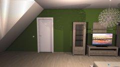 Raumgestaltung mein zimmer 1.3 in der Kategorie Schlafzimmer