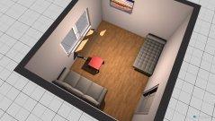 Raumgestaltung Mein Zimmer #1 in der Kategorie Schlafzimmer