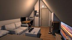 Raumgestaltung Mein ZImmer 2 + Yamaha HS8 2 in der Kategorie Schlafzimmer