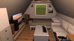Raumgestaltung Mein ZImmer 2 + Yamaha HS8 in der Kategorie Schlafzimmer