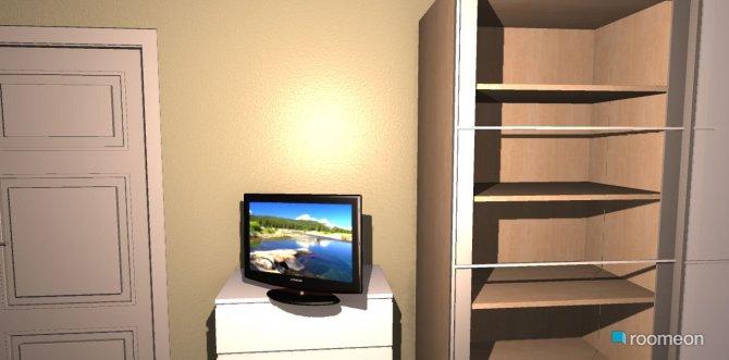 Raumgestaltung Mein Zimmer 2012 in der Kategorie Schlafzimmer