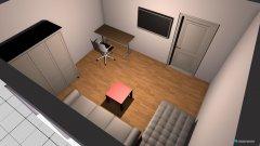 Raumgestaltung Mein Zimmer #2 in der Kategorie Schlafzimmer
