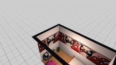 Raumgestaltung Mein Zimmer Etage 2 in der Kategorie Schlafzimmer