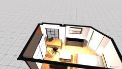 Raumgestaltung Mein Zimmer II in der Kategorie Schlafzimmer