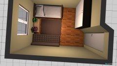 Raumgestaltung Mein Zimmer Liane in der Kategorie Schlafzimmer