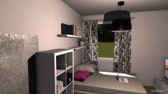 Raumgestaltung mein zimmer richtige maße in der Kategorie Schlafzimmer