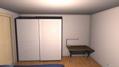 Raumgestaltung Mein Zimmer UG in der Kategorie Schlafzimmer