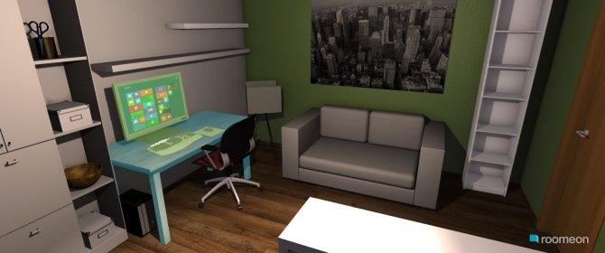Raumgestaltung mein zimmer2 in der Kategorie Schlafzimmer