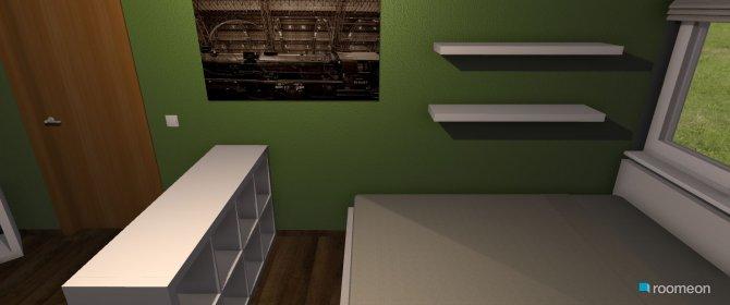 Raumgestaltung mein zimmer4 in der Kategorie Schlafzimmer