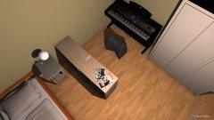 Raumgestaltung Mein Zimmer :) in der Kategorie Schlafzimmer