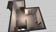 Raumgestaltung Mein zimmer in der Kategorie Schlafzimmer
