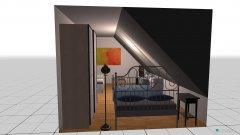 Raumgestaltung meine wohnung in der Kategorie Schlafzimmer