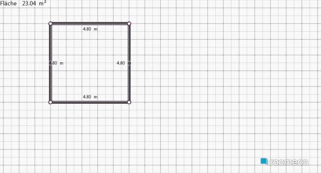 Raumgestaltung meine Zimmer in der Kategorie Schlafzimmer
