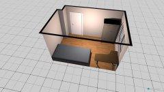 Raumgestaltung MeinRaum1 in der Kategorie Schlafzimmer
