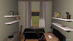 Raumgestaltung MeinZimmerAktuell in der Kategorie Schlafzimmer