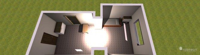 Raumgestaltung mel in der Kategorie Schlafzimmer