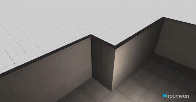 Raumgestaltung melaten in der Kategorie Schlafzimmer