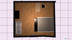 Raumgestaltung Melina in der Kategorie Schlafzimmer