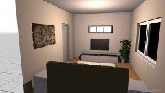 Raumgestaltung Melli in der Kategorie Schlafzimmer