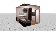 Raumgestaltung melsa in der Kategorie Schlafzimmer