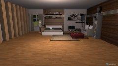 Raumgestaltung men room in der Kategorie Schlafzimmer
